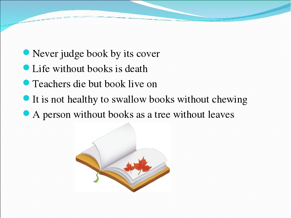 """never judge a book by its cover Good morning, fellow students and teachers, today i will be talking about the topic """"never judge a book by its cover"""" never judge a book by its cover is a saying."""