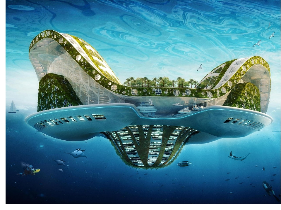 the bottom up concept in architecture