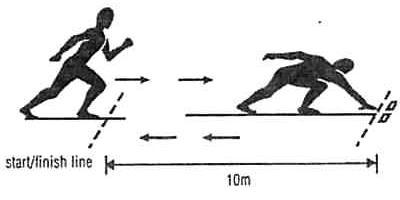 Реферат на тему челночный бег техника 6450
