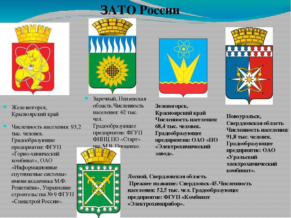 Железногорск, Красноярский край Численность населения: 93,2 тыс. человек. Гра...