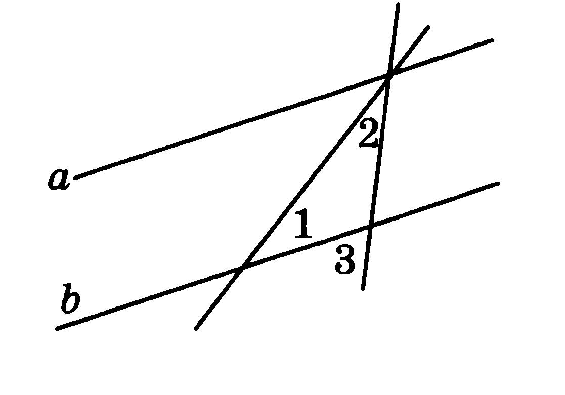 Контрольная работа по геометрии класс по теме Параллельные  hello html m40ec5827 png Контрольная работа
