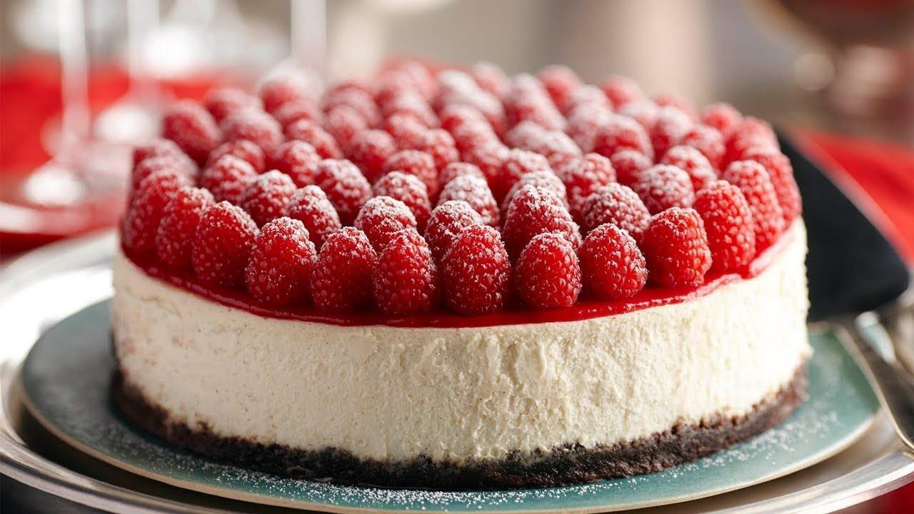прежде, гимнастика малиновый торт простой рецепт с фото уже