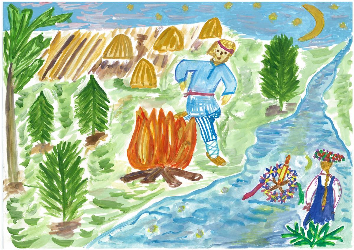 Сегодня воскресенье, день независимости казахстана картинки детей