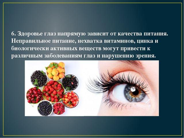 Резкое ухудшение зрения пятно перед глазами