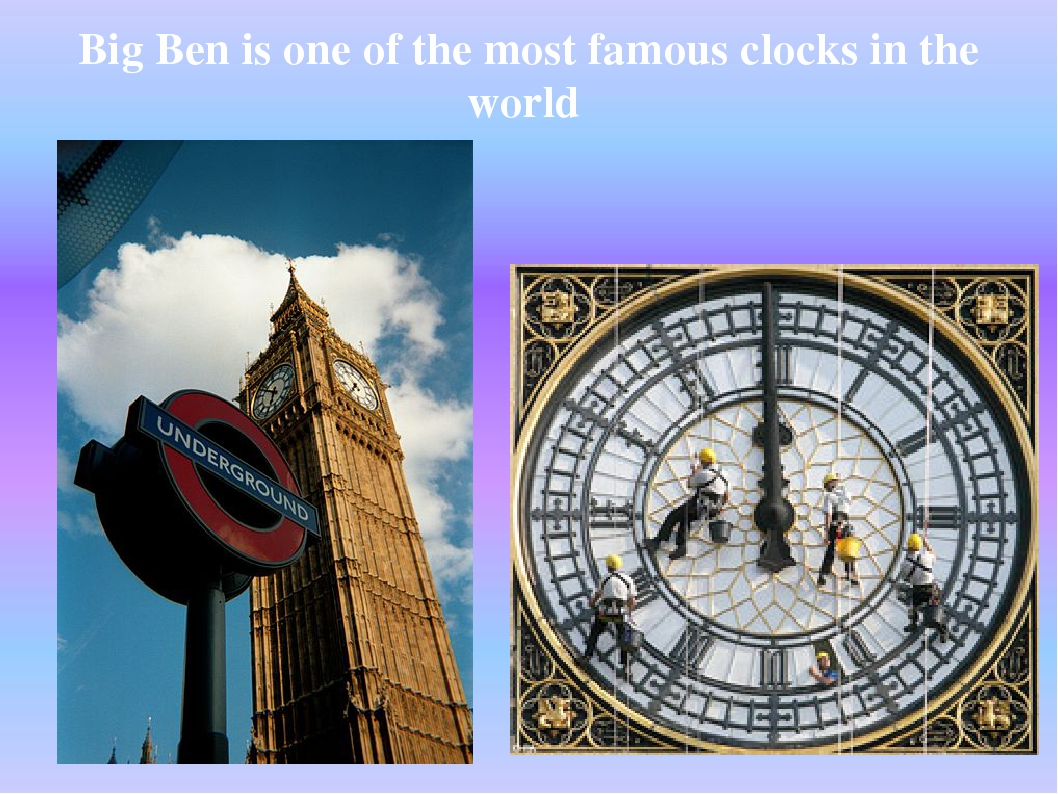 if there were no clocks in the world