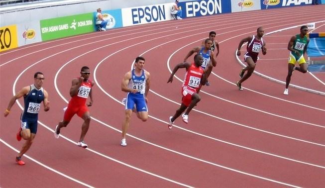 Доклад по физической культуре на тему легкая атлетика 7899