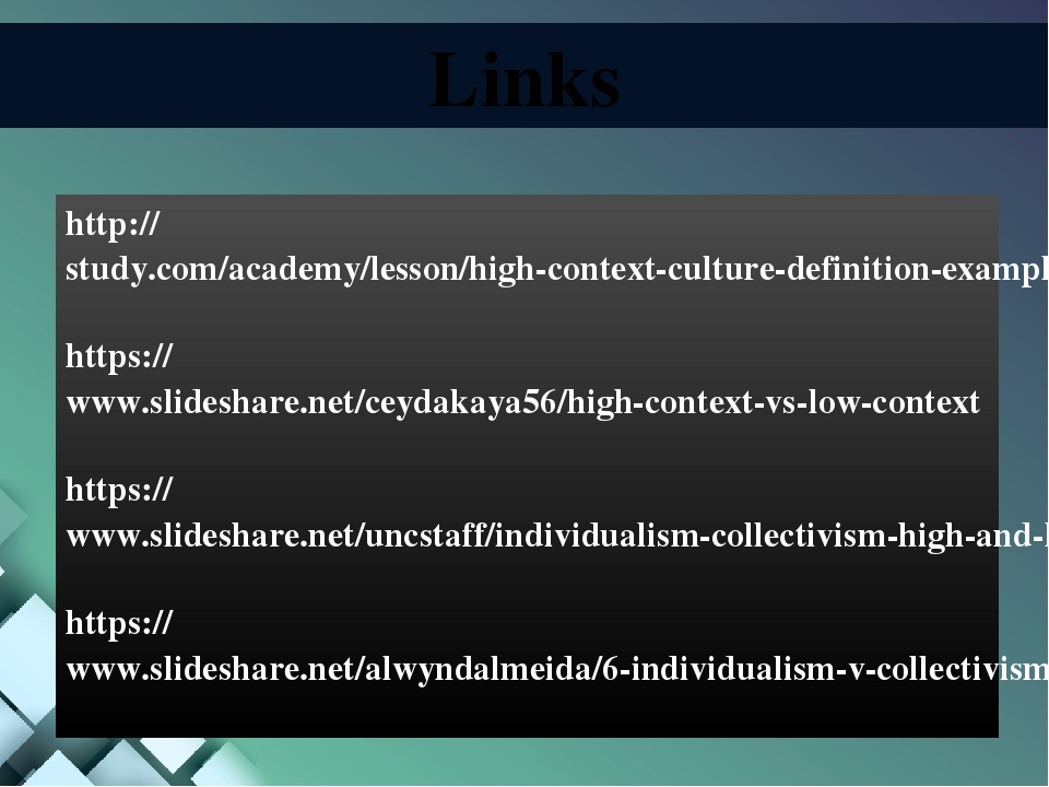 highcontext culture definition amp examples video - 960×720