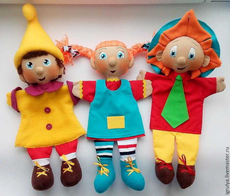 Кукла для кукольного театра своими руками мастер класс лето