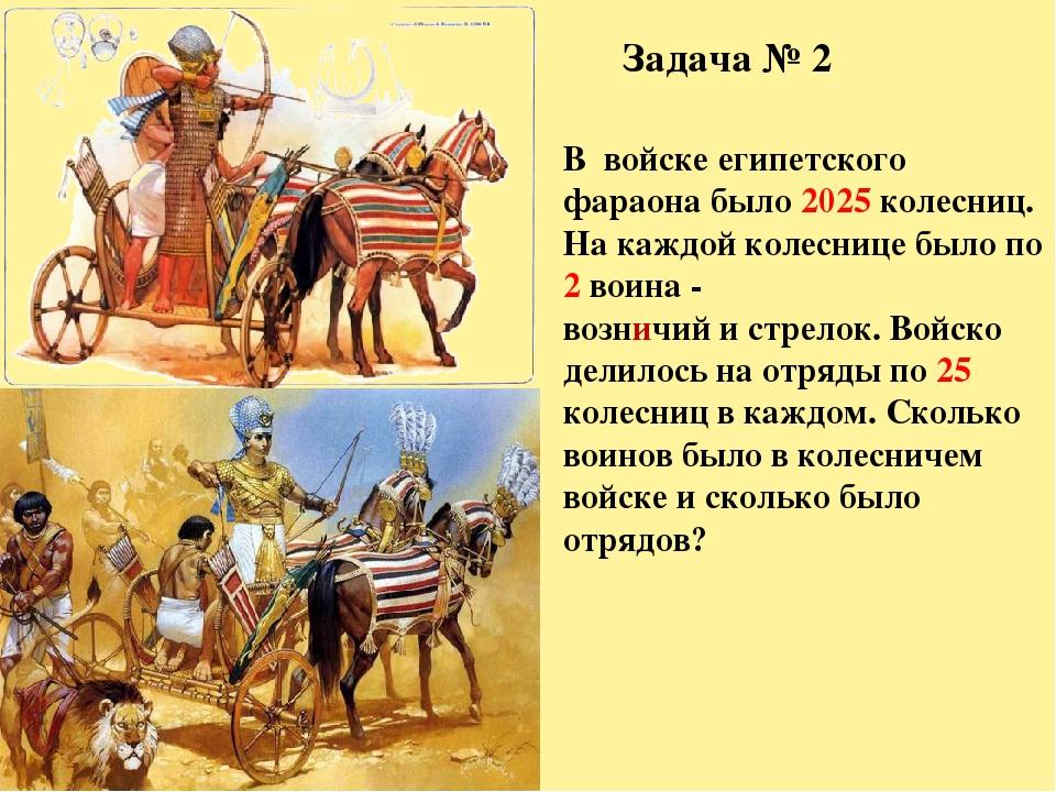 история выбрала боевые колесницы египтян картинки с описанием была простой