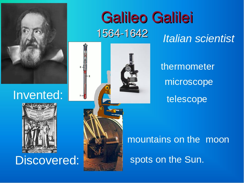 the life of galileo galilei and his popular inventions Galileo galilei was an italian astronomer and scientist read this biography of galileo galilei to find more on his life.