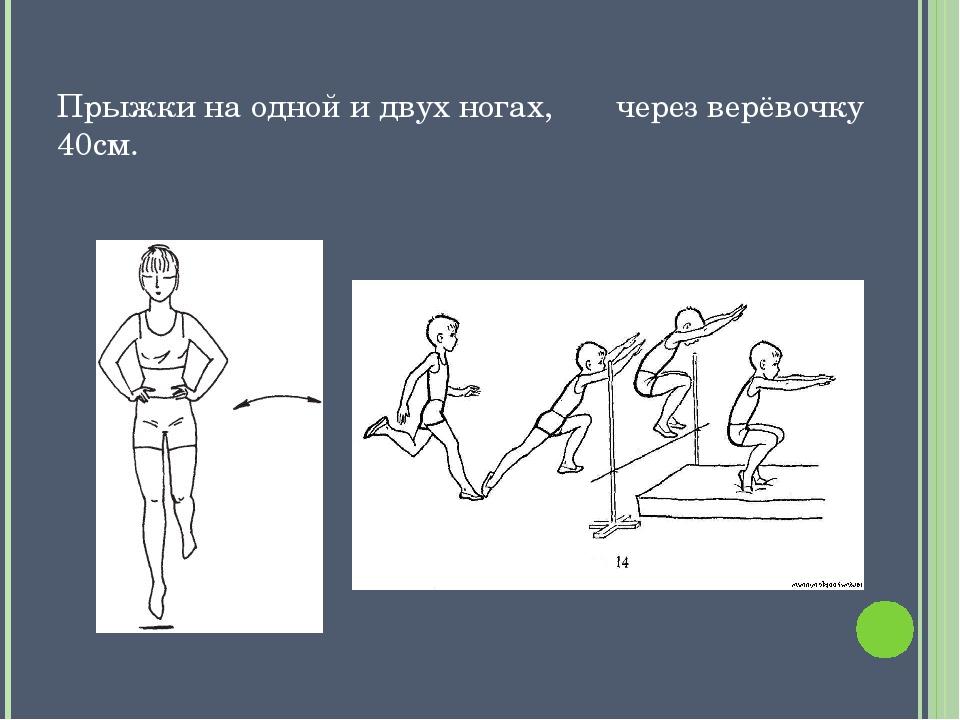 прыжки на двух ногах картинки занятия
