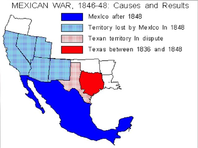 an analysis of war in united states and mexico The united states of america (usa), commonly known as the united states (us or us) or america, is a country composed of 50 states, a federal district.