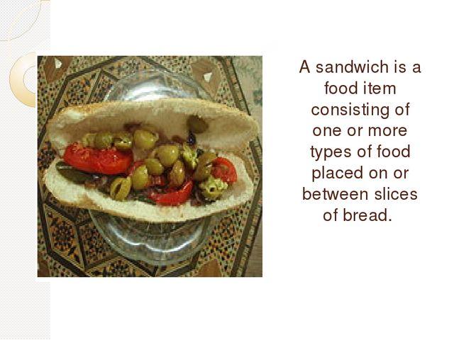 Английский язык презентация 7 класс рецепты еды