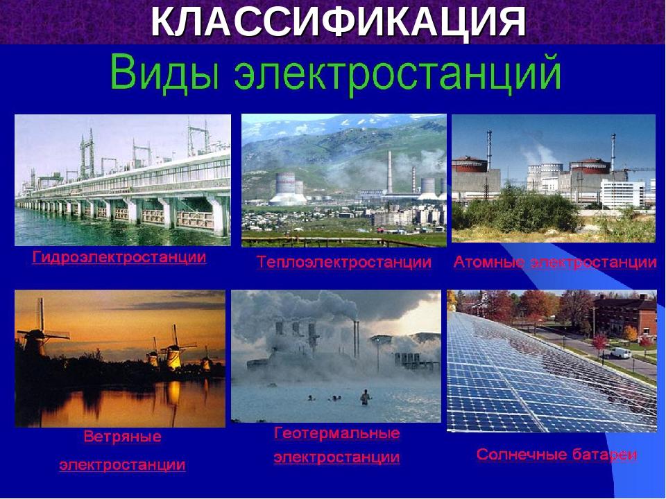 все о электростанциях для презентации картинки
