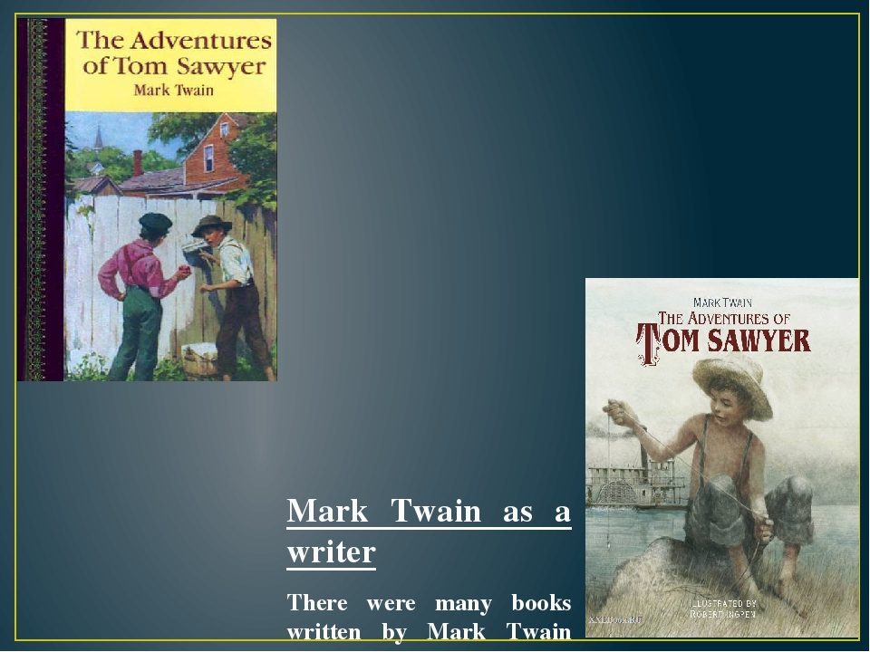 mark twain term paper A discussion of the writing style of mark twain in the adventures of huckleberry finn and other works.