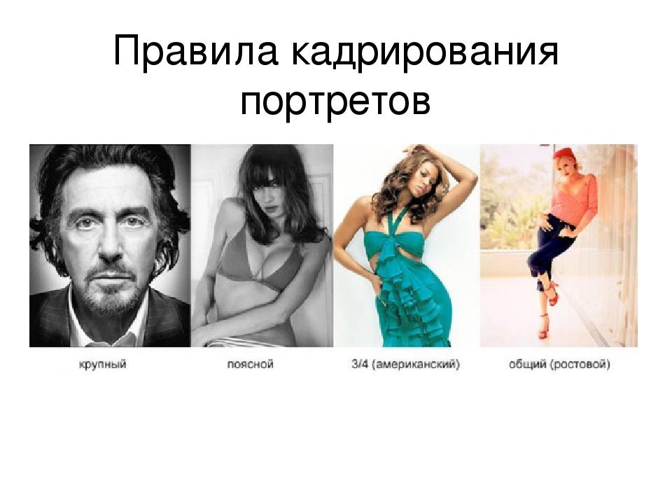 очень что такое кадрирование фото белорусские