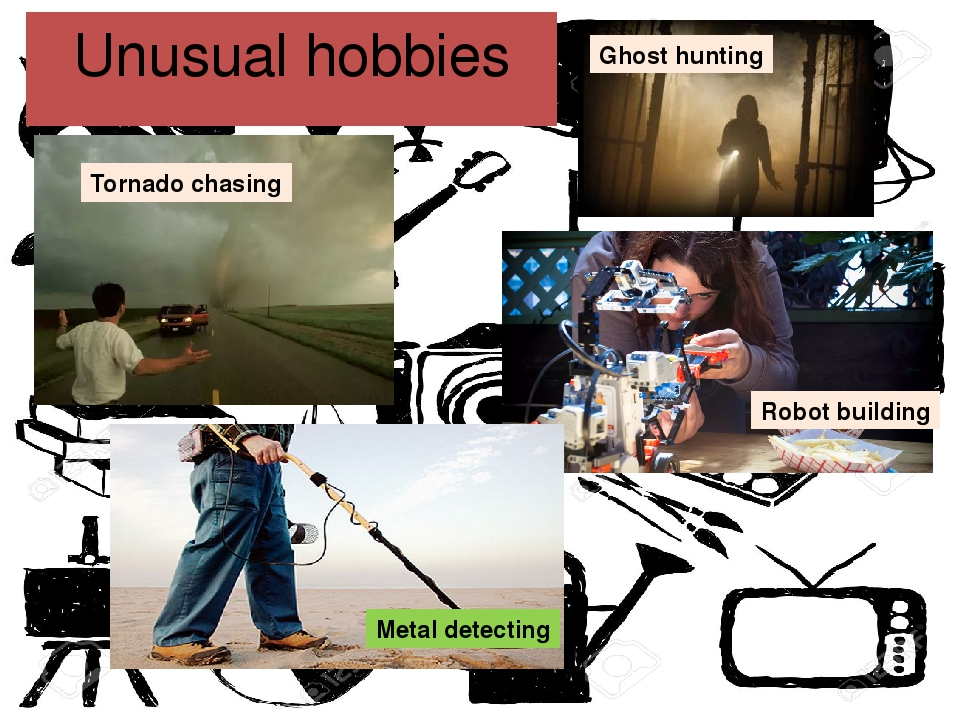 unusual hobby What's your favorite hobby do you like to collect coins, do some knitting or take interesting photographs while none of these hobbies seem that strange, there are some rather interesting ones around the world.
