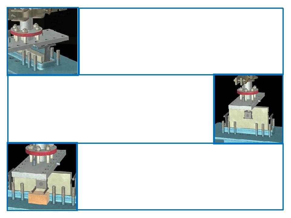Фиксация седел задвижки производится установкой расширителей седел в направля...
