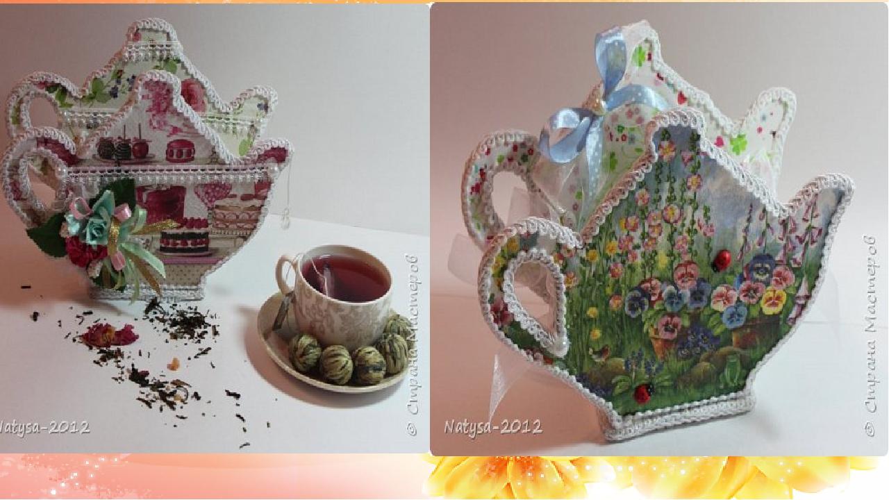 картинки для поделок из чая поленов проявил