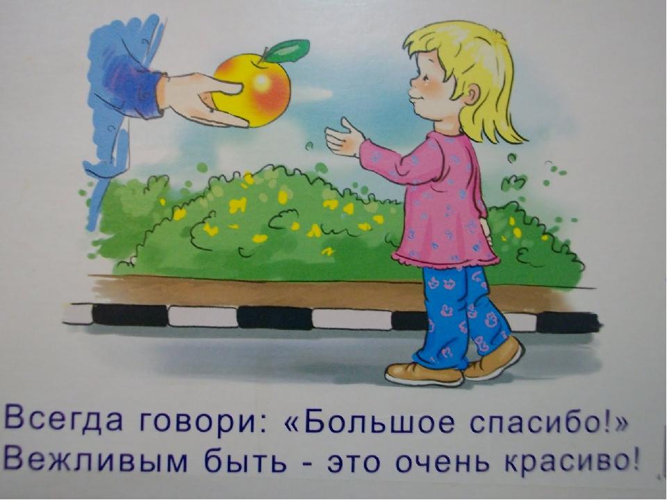 Презентация хорошие манеры в картинках и примерах