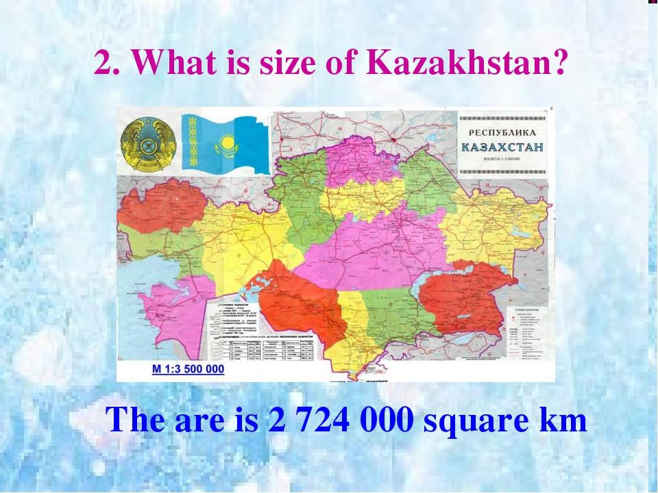 nature of kazakhstan essay