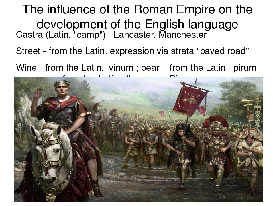 effect of the roman empire on