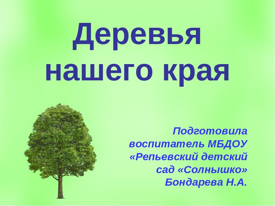 спасения деревья картинки проект нем