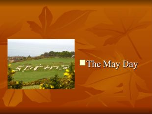 The May Day