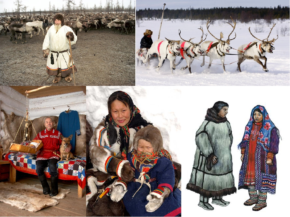 Картинки народы западной сибири