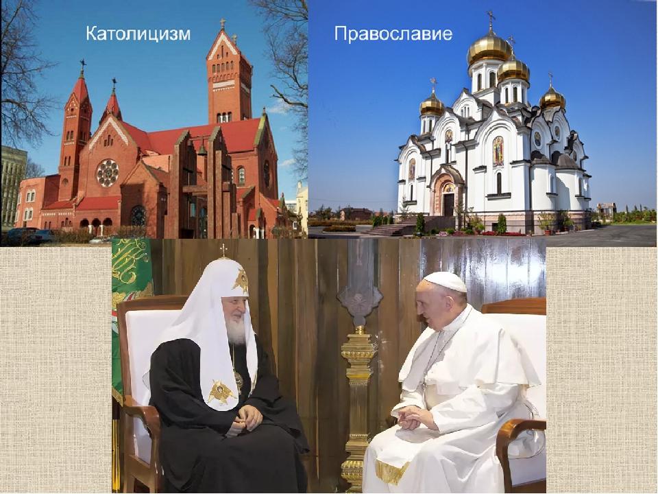О расколе православия и Украине.