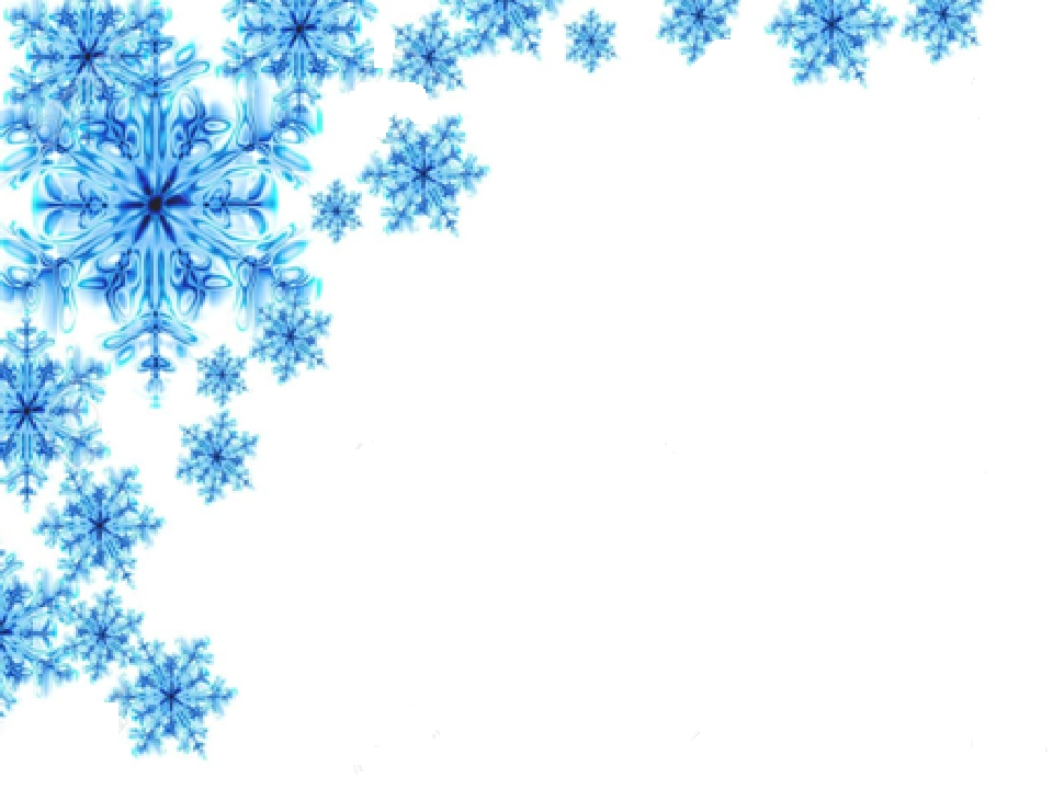 картинки снежинки углом