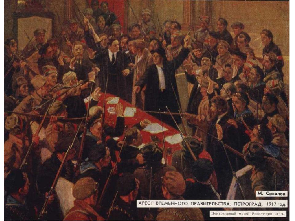 Министр-председатель временного правительства князь г е львов, военный министр а и гучков и верховный