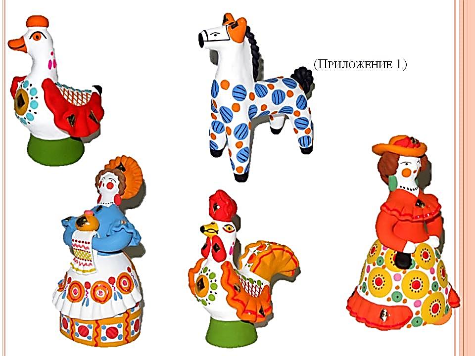время дымковская игрушка в доу картинки тексты использованы для