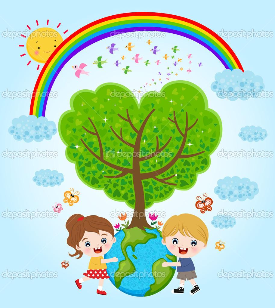 Аппликация из осенних листьев для детей - корова, белочка, стрекоза, птенцы и многое другое