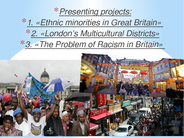 ethnic minority prisoners in britain essay Criminal justice v racial justice minority ethnic intelligence for a multi-ethnic britain runnymede is the cent of 18–24 year old prisoners.