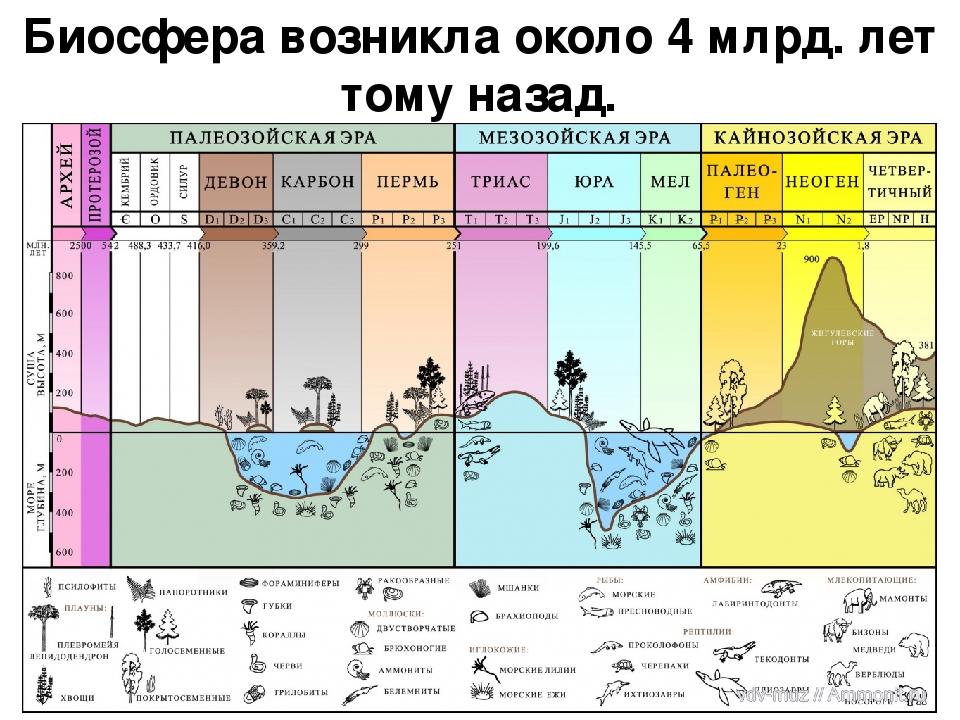 этом картинки геологические эры пудинг
