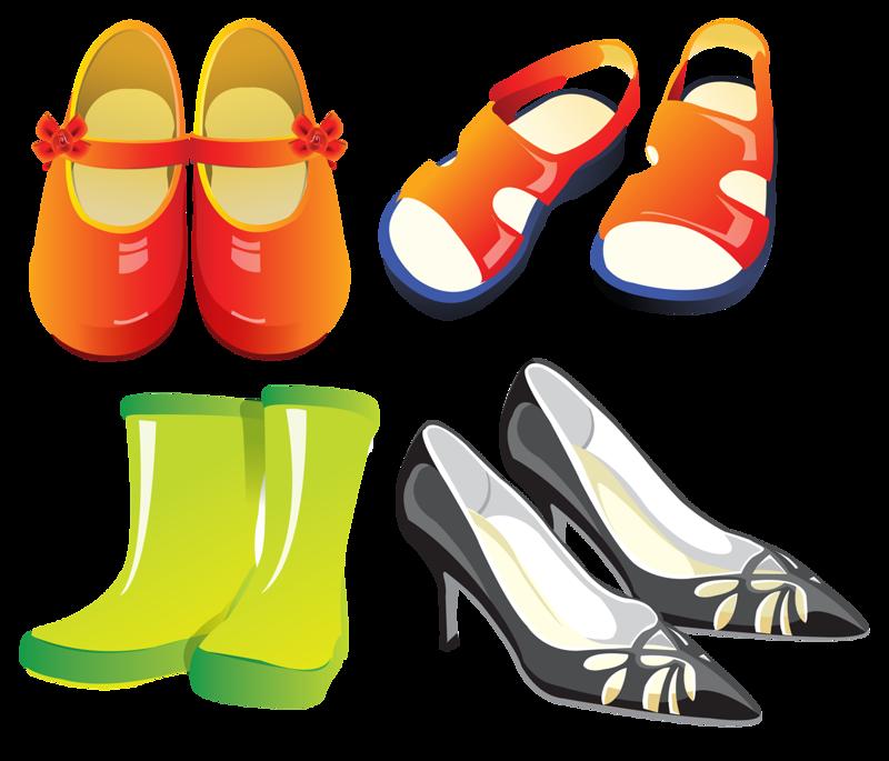 картинки обувь детские