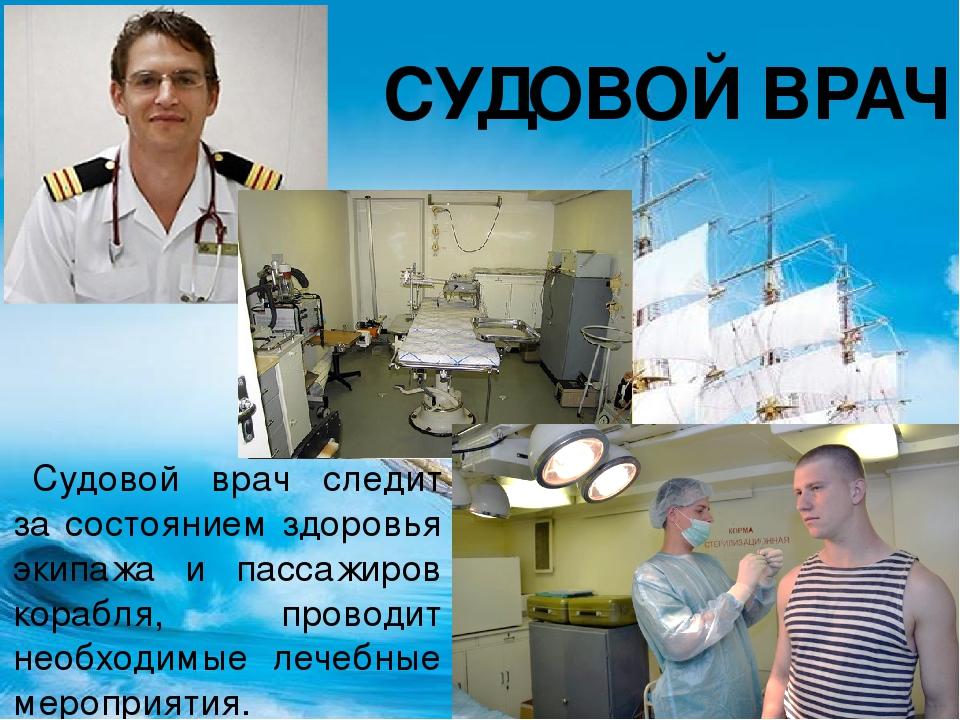 Знакомство С Профессией Моряка