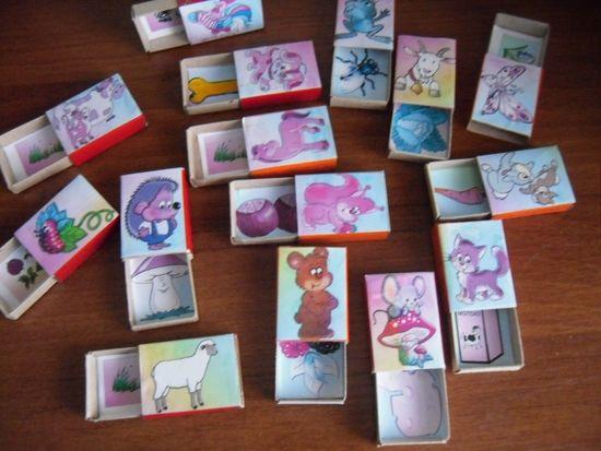 Дидактические пособия для детского сада своими руками