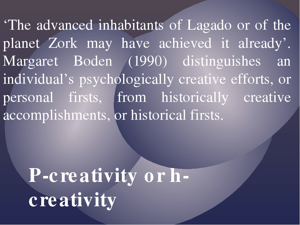 'The advanced inhabitants of Lagado or of the planet Zork may have achieved i...