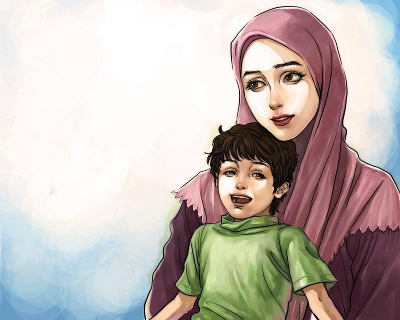 Рабочий, исламские картинки с днем матери