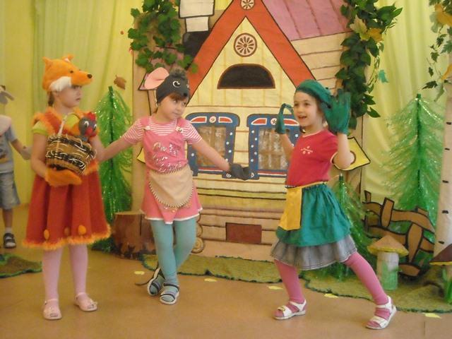 театрализация в начальной школе русских народных сказок стремимся поддерживать