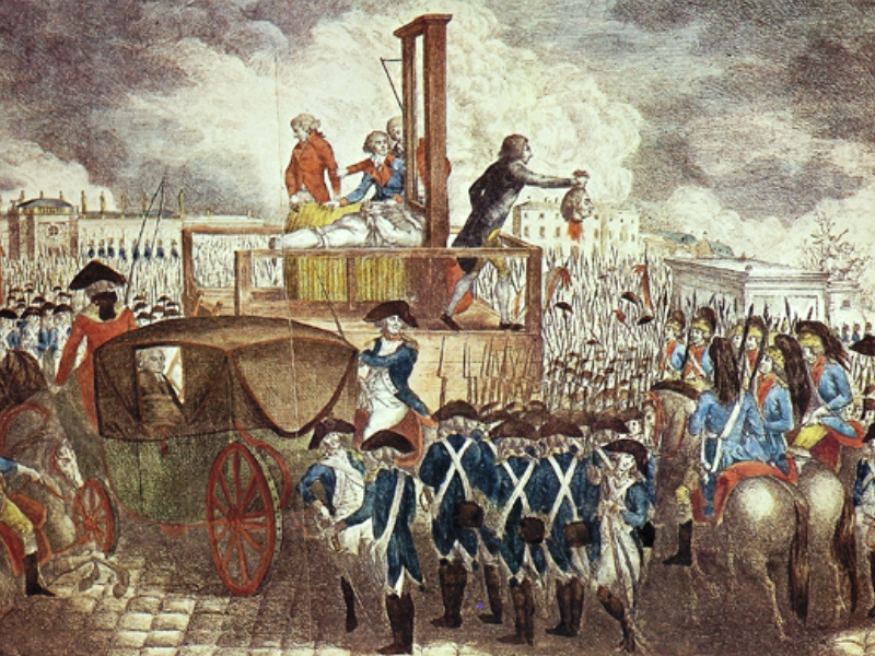 history essay french revolution French revolution essay the american revolution inspired many people around the world in the ideas of democracy and this was certainly true of france, which had sent over many soldiers to fight in the americas and had helped subsidize the war.