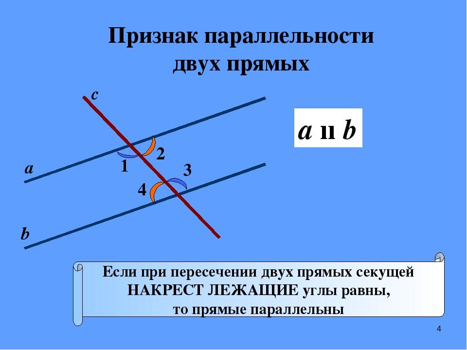 картинка параллельных прямых будет дальше придумал
