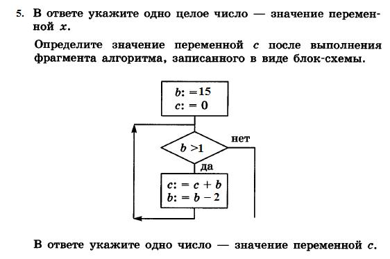 Итоговая контрольная работа по информатике вариант класс hello html 28ffe6a1 png