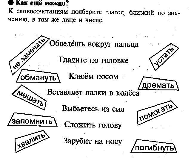 Конспект квн по русскому языку 3 класс