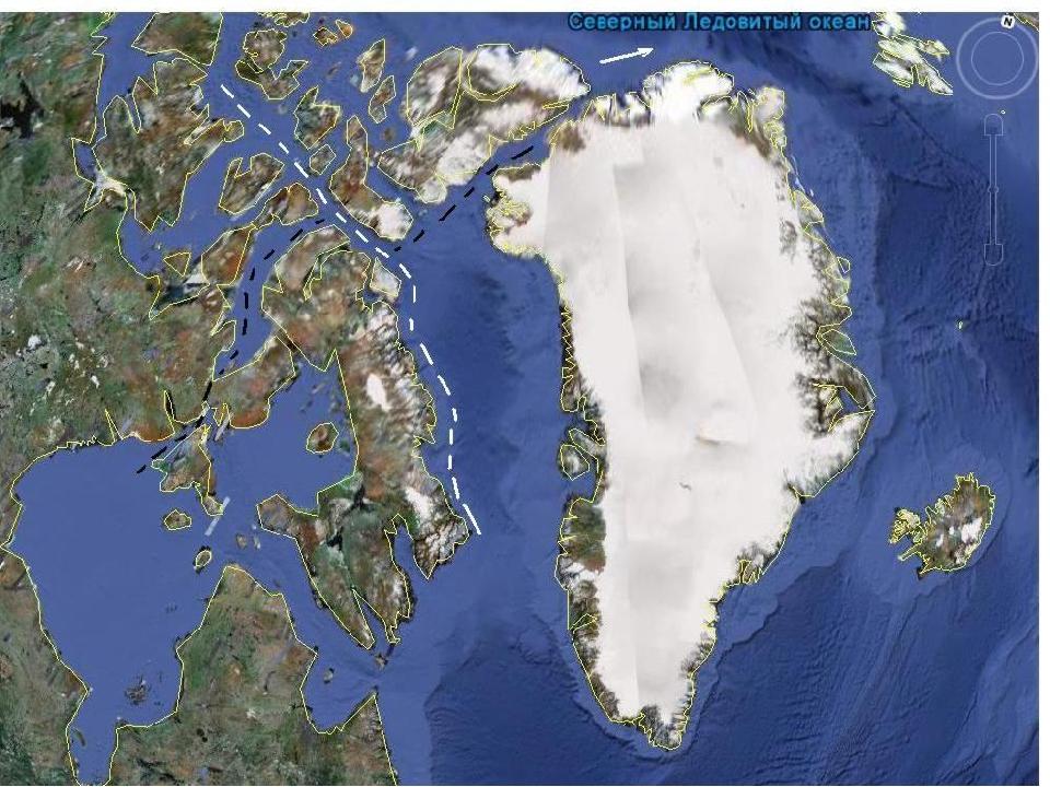 зеленые карта и фото гренландии необходимые для приготовления