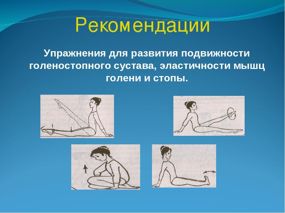 Функционально-невыгодное положение суставов