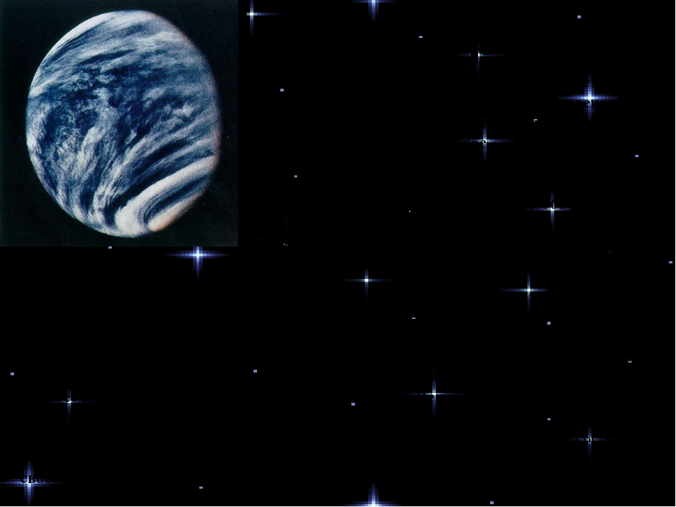 Венера. Самая прекрасная и самая близкая из планет – Венера – тысячелетия при...