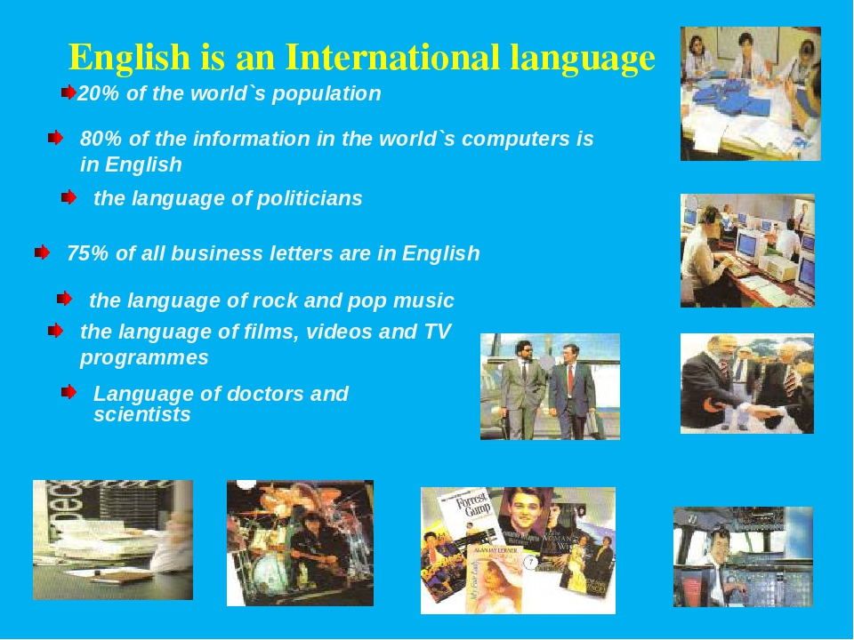 why english as an international language Since the end of the second world war, english has become the established language of scholarly communication, but not without controversy in this article we examine some of the reasons for the rise of english and its consequences in the context of national trends in english and local-language publishing.